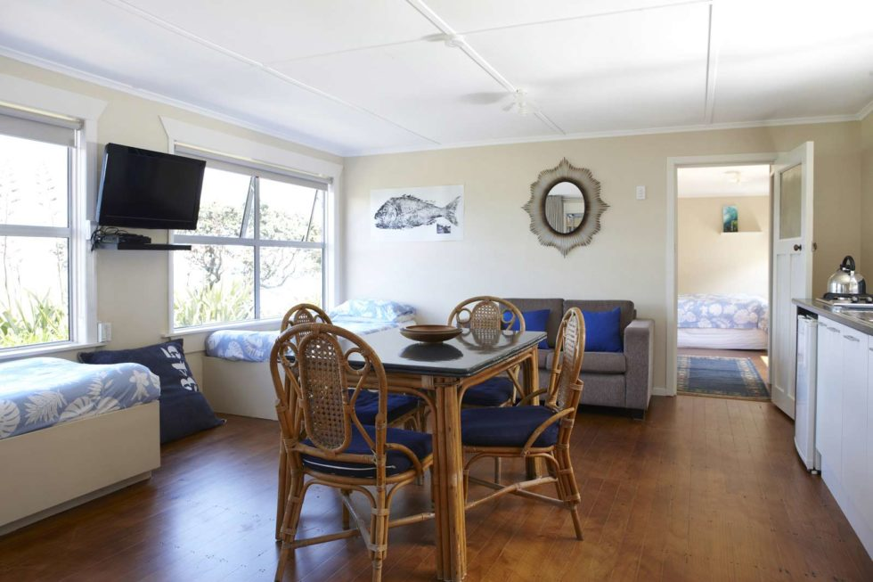 Great Barrier Island Cottage Accommodation