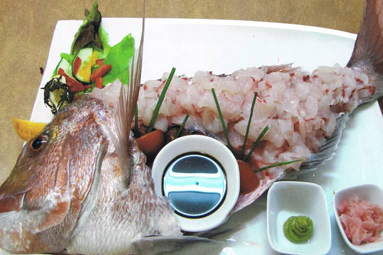 Award Winning Seafood At The Restaurant And Bistro